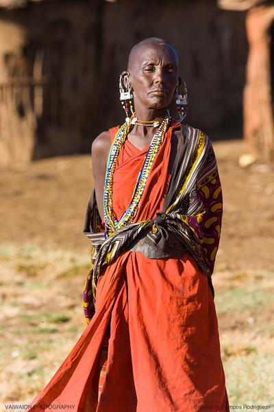 A Maasai village (7/8)