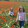Anna and Alexia aged 6 and 7