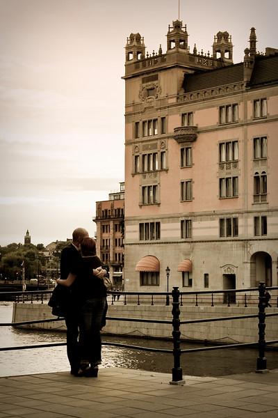 Embracing Stockholm