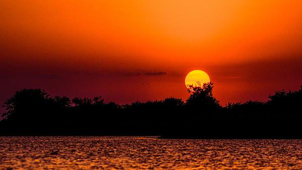 St Johns sunset