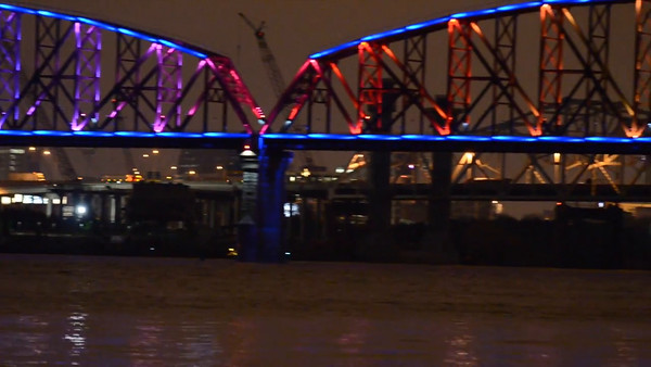 Big Four Bridge LED Light Up (with music)