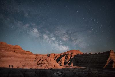 Dreams of Mars.