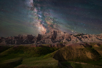 The Irresistible Beauty of Badlands National Park.