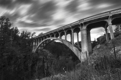 Beaver Creek Bridge.