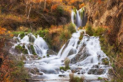 RoughLock Falls.
