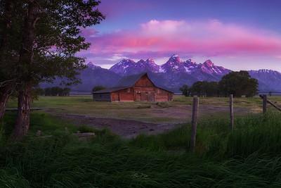 Teton Awakening.