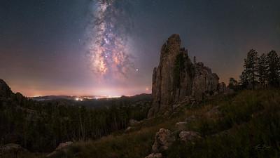 Ascension [Panorama].