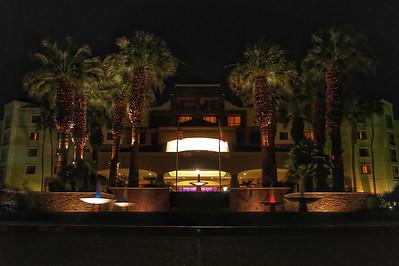 Palm Springs Hotel California