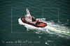 SEA SERVICE (01) - Tug boat aerial views