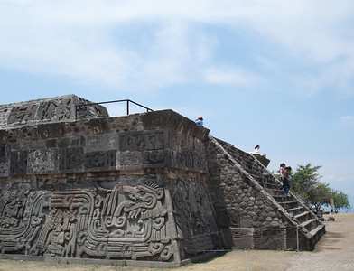 Xochicalco Archaeological Site, Morelos