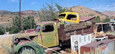 Used Car Lot -  Silver City , Nevada