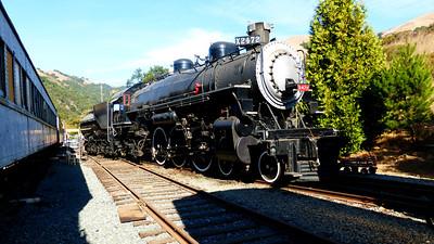 Niles Canyon Railway  32