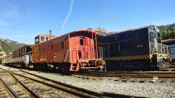 Niles Canyon Railway  20