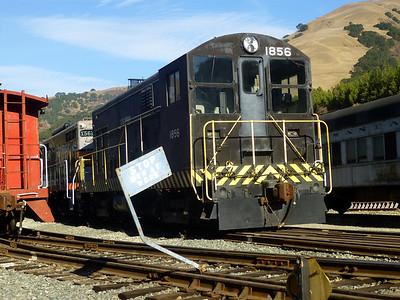 Niles Canyon Railway  21