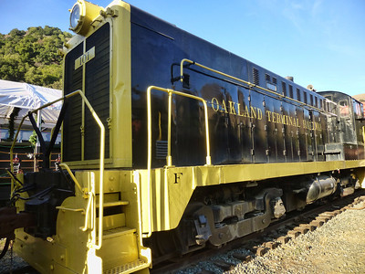 Niles Canyon Railway  24