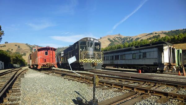 Niles Canyon Railway  19