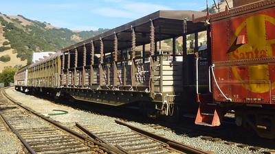 Niles Canyon Railway  22