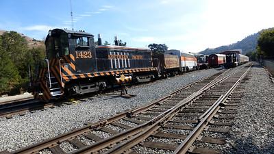 Niles Canyon Railway  33
