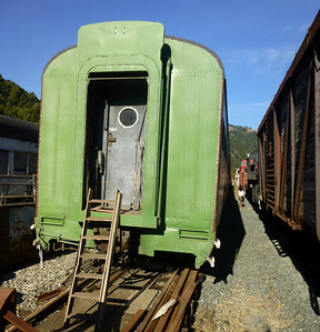 Niles Canyon Railway  26