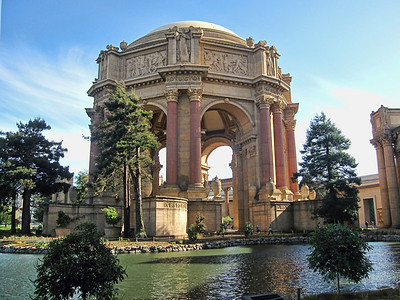 Palace of Fine Arts April 2011  17