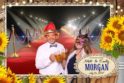 Morgan Wedding