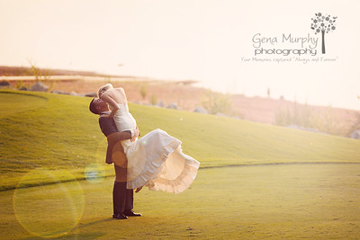 Morgan Wedding