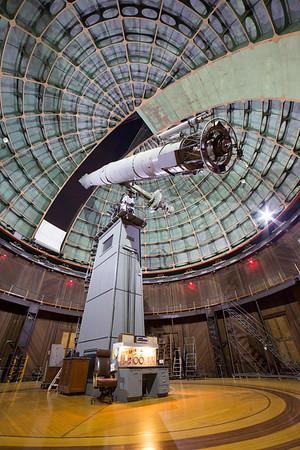 James Lick Observatory   Sept 30 2017
