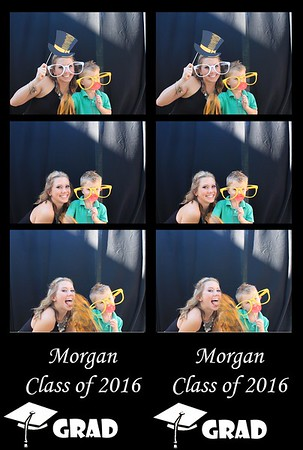Morgan's Grad Party 08.06.2016