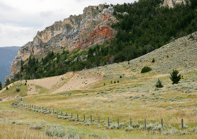 Landscape Photos of Montana (while driving)