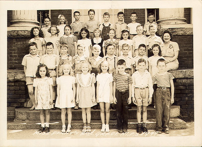 Morganton Elementary School Class Photos