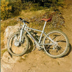Second frameset built, 1988.
