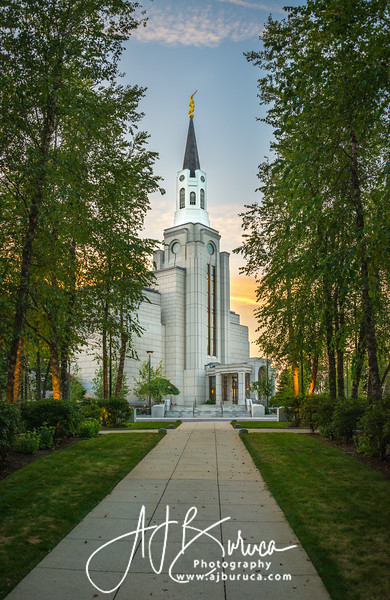 Pathway Boston Massachusetts Temple