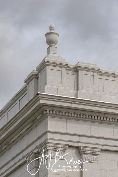 Detail Hartford Connecticut Temple