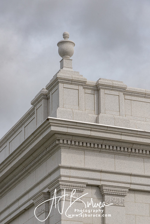 Hartford Temple Detail