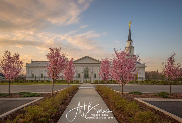 Pathway Hartford Connecticut Temple