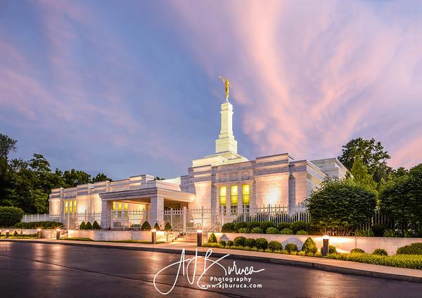 "Louisville Kentucky ""House of Peace"""