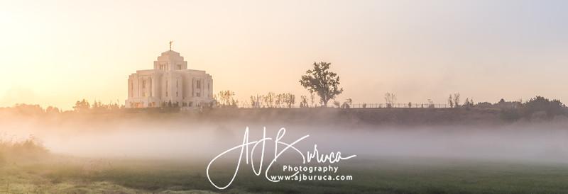 Meridian Morning Fog