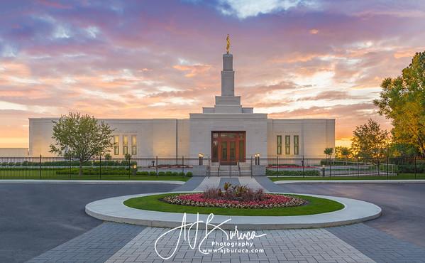 Heavenly Pathways Montreal Quebec Canada Temple