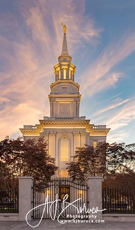 Philadelphia Temple Freedom Skies