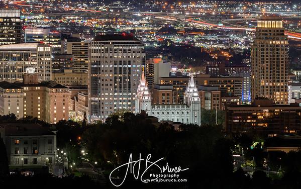 City View Salt Lake Temple