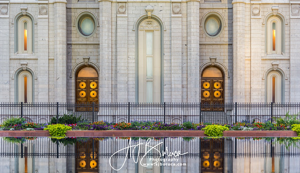 Eternal Reflections Salt Lake Temple
