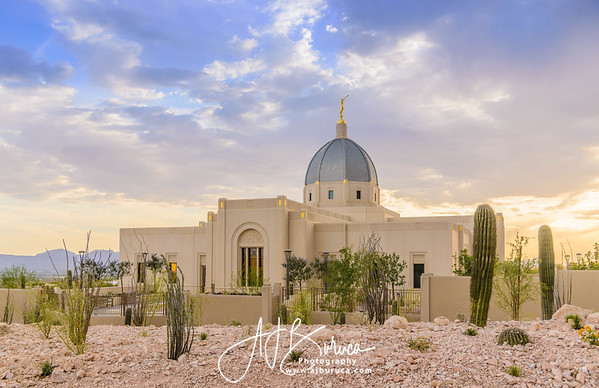 Deseret Tucson Arizona Temple