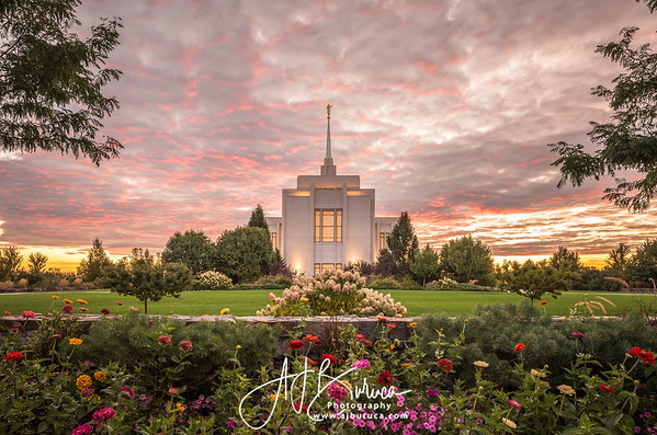 Eternal Paradise Twin Falls Idaho Temple