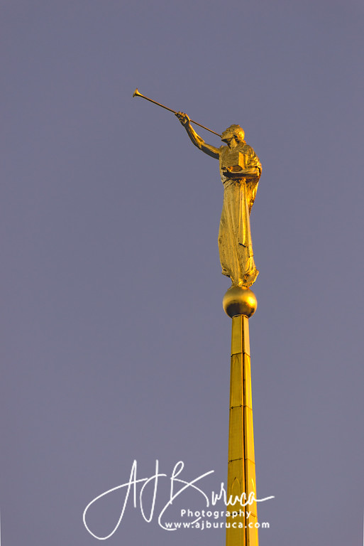 Washington D.C. Angel Moroni