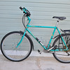 Took my 1988 Fisher Mountain Bike out for a ride and stopped to feed Nalla and Goat see GoPro Video.  I purchase the 1988 Fisher Mountain Bike in 1987 ... the same year my daughter was born.