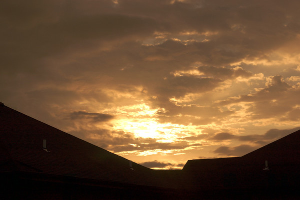 Sunrise After A Storm 2014