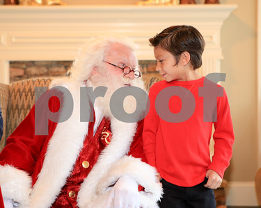 10am-11am Santa Photos