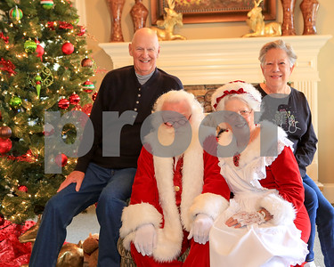 11am-Noon Santa Photos