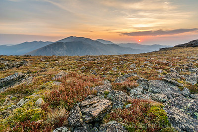 Autumn Returns To The Tundra
