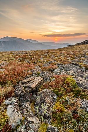 Autumn Returns To The Tundra -V